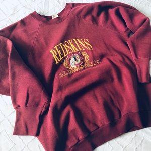 Vintage 90's Redskins sweater